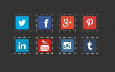 Social media sizes