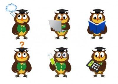 Owl Logos - Primary Site