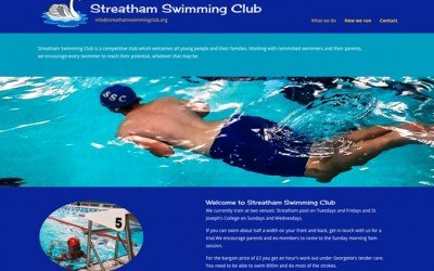 Streatham Swimming club