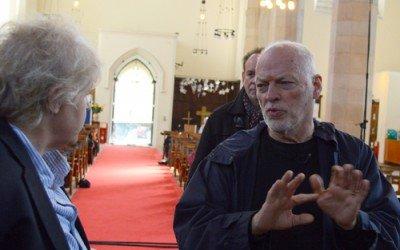 David Gilmour  – Liberty Choir website