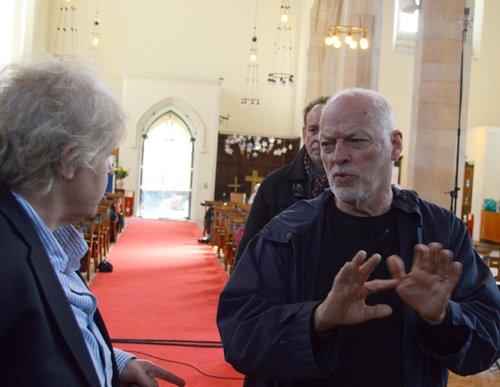 Liberty Choir with David Gilmour