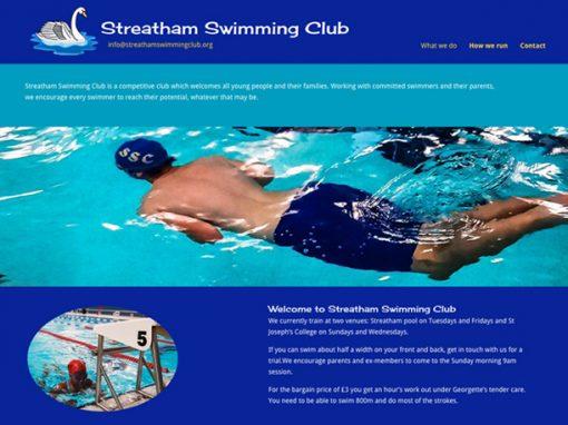 Streatham Swimming Club