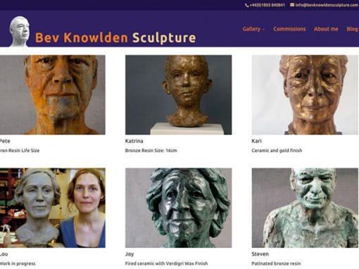 Bev Knowlden Sculpture