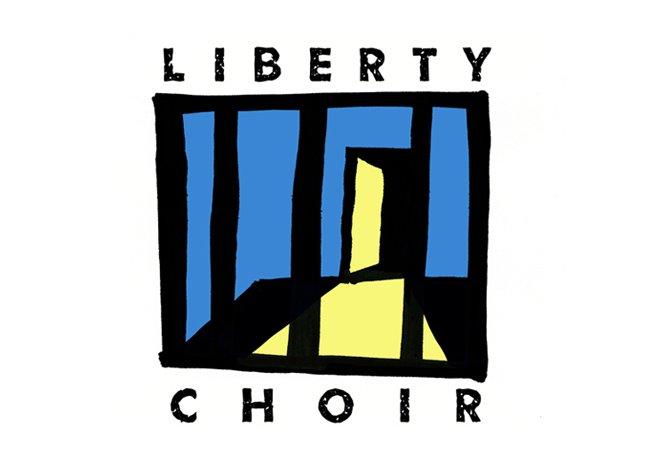 Logo for Liberty Choir