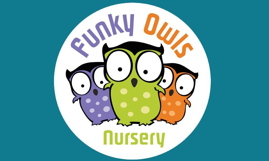 Funky Owls Nursery Design work