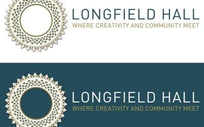 Longfield hall new logo