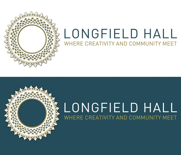 Longfield hall new logo