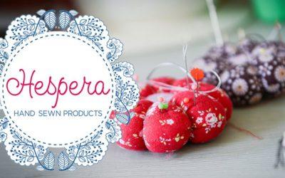 New template website for Hespera Home