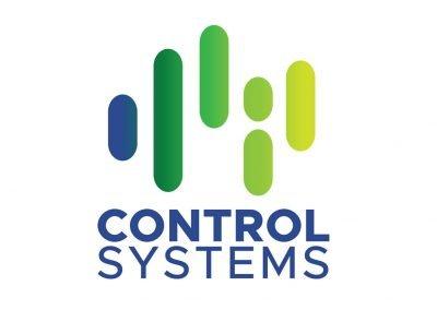 Control systems logo logo design