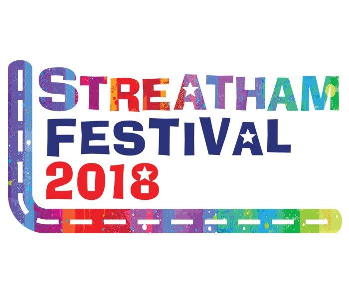 Streatham Festival Logo