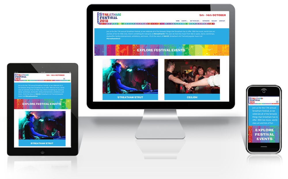 Lucy maddison design responsive website design