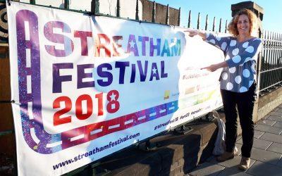 Streatham Festive Banners!