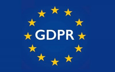 GDPR Privacy policy & cookie warning
