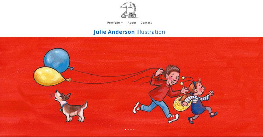 Julie Anderson – Illustrator