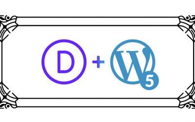 WordPress 5 Gutenberg